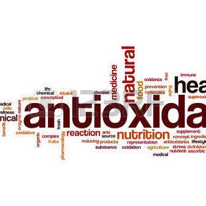 antioxydants anti age