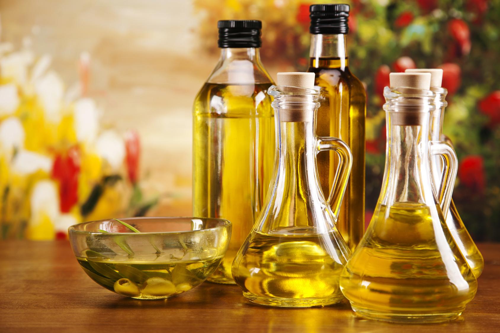 huiles végétales pour application et crèmes de massage