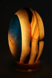 lampe onyx oeuf
