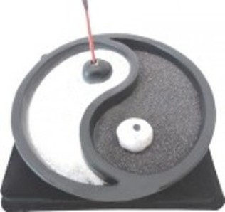 Porte encens ying yang sommeil et sant for Deco ying yang