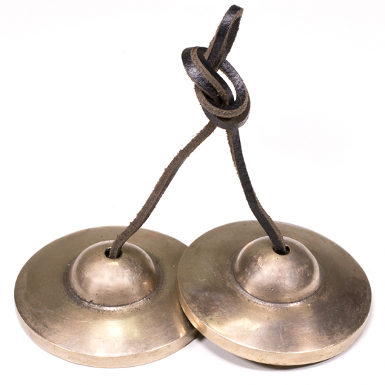 Cymbales lisses