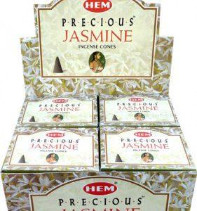 encens jasmin cone