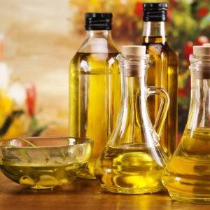 huiles de massage naturelles