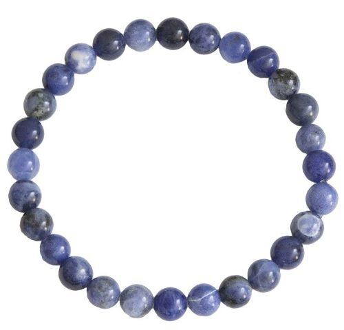 bracelet sodalite naturelle